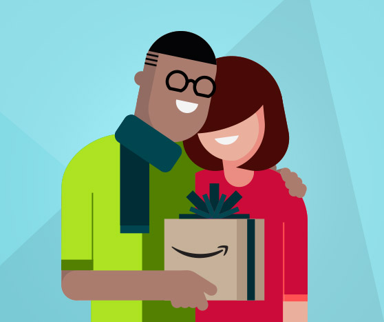 Give the gift of Prime Prime members enjoy: FREE Two-Day Shipping on over 100 million items Watch thousands of movies and TV shows with Prime Video Stream millions of songs and thousands of playlists Also get free Kindle e-books, unlimited photo storage, exclusive access to deals, Twitch, and much more