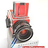 Hasselblad camera red