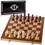 Chess set official rules by Hoyle