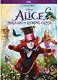 Alice Through the Looking Glass  Johnny Depp (Actor), Helena Bonham Carter (Actor), & 1 more  Rated:    PG