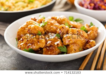 Easy Orange Chicken at Home
