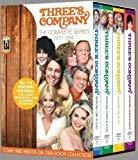 Three's Company Complete series box ser