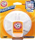 Arm & Hammer Fridge Fresh Refrigerator Air Filter (Pack of 4)  by Arm & Hammer