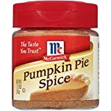 McCormick Pumpkin Pie Spice, 1.12 oz  byMcCormick