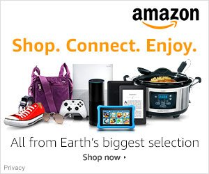 Amazon - Shop. Connect. Enjoy. All from Earth's Biggest Selection.