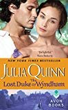 The Lost Duke of Wyndham (Two Dukes of Wyndham Book 1)