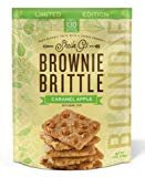 Limited Edition Brownie Brittle Caramel Apple with Caramel Chips  bySheila G's
