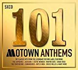 101 Motown Anthems / Various  Box Set, Import  VARIOUS ARTISTS (Artist)