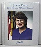 Janet Reno - Attorney General - (July 21, 1938 - November 7, 2016)