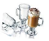 Libbey 8-1/2-Ounce Irish Coffee Mug, 4-Piece Set  byLibbey