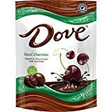 DOVE Fruit Dark Chocolate With Real Cherries 17-Ounce Pouch  by Dove