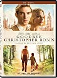 Goodbye Christopher Robin  + Digital HD with Ultraviolet  Domhnall Gleeson(Actor),Margot Robbie(Actor),&1more