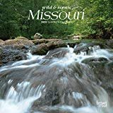 Missouri wild scenic calendar