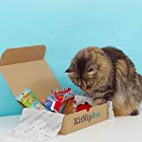 KitNipBox - Monthly Cat Subscription Box of Cat Toys, Treats and Goodies: Happy Cat  by KitnipBox
