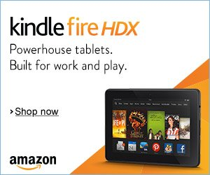 Shop Amazon - Get the New Kindle Fire HDX Tablet
