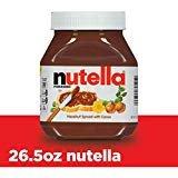 Nutella Chocolate Hazelnut Spread, 26.5 Ounce (Pack of 1)  byNutella