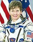 Hand-signed autographed Peggy Whitson - Astronaut - (February 9, 1960 -)