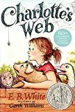 Charlotte's WebHardcover– May 9, 2006  byE. B White(Author),Garth Williams(Illustrator