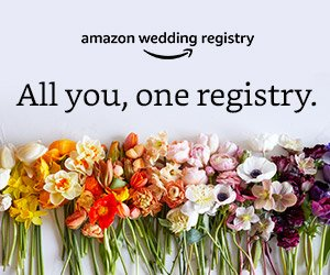 Brides and grooms will receive the following key benefits: *Up to 20% completion gift off most products on Amazon *World's largest selection, plus Amazon's reliable fast shipping and world class customer service *It's universal - add items from other websites with the universal button * Fast, free shipping - Free shipping on orders over $25 or fast, FREE delivery on millions of items with Prime.