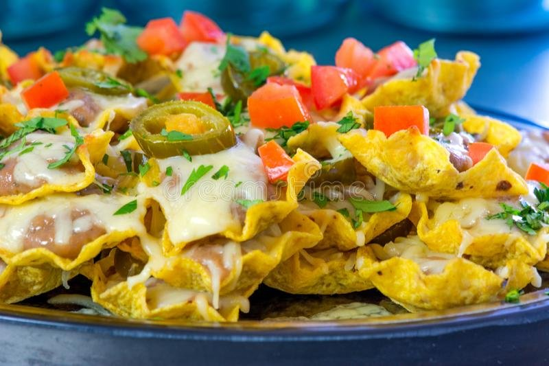 Jen's Loaded Nachos Recipe