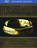 The Lord of the Rings: The Motion Picture Trilogy (The Fellowship of the Ring / The Two Towers / The Return of the King Extended Editions) [Blu-ray]  Extended Edition  Box Set  Elijah Wood (Actor), Ian McKellen (Actor), & 1 more
