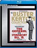 The Buster Keaton Collection - Volume 1 (The General / Steamboat Bill, Jr.) [Blu-ray]  Blu-ray  Buster Keaton (Actor, Director, Writer), Marion Mack (Actor), & 2 more