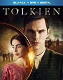 Tolkien [Blu-ray]  + Blu-Ray + Digital HD  Nicholas Hoult (Actor), Lily Collins (Actor), & 1 more