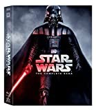Star Wars: The Complete Saga (Episodes I-VI) [Blu-ray]  No enhanced packaging  Mark Hamill (Actor), Harrison Ford (Actor), & 2 more