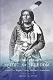 Standing Bear's Quest for Freedom: First Civil Rights Victory for Native AmericansPaperback– October 12, 2019  byLawrence A. Dwyer(Author)