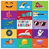 2020 Every Day's A Holiday Wall CalendarCalendar – June 17, 2019  byTF Publishing(Author