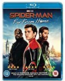 Spider-Man: Far From Home [Blu-ray] [2019] [Region Free]  Tom Holland(Actor),Samuel L. Jackson(Actor),&1more