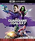 GUARDIANS OF THE GALAXY [Blu-ray]  4K  Chris Pratt(Actor),ZoÃ« Saldana(Actor),&1more