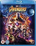 Avengers Infinity War [Blu-ray]  Robert Downey Jr.(Actor),Chris Evans(Actor),&2more