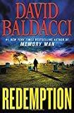 Redemption (Memory Man series (5))Hardcover– April 16, 2019  byDavid Baldacci(Author)