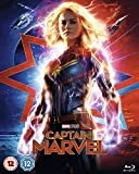 Captain Marvel [Blu-ray] [2019] [Region Free]  Brie Larson(Actor),Samuel L. Jackson(Actor),&2more