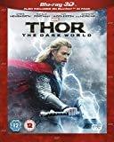 Thor: The Dark World [Blu-ray 3D] [2013] [Region Free]  Standard  Chris Hemsworth(Actor),Natalie Portman(Actor),&1more
