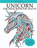 Unicorn Coloring Book: Adult Coloring Book with Beautiful Unicorn Designs (Unicorns Coloring Books) Paperback – December 4, 2017  by Creative Coloring  (Author)