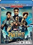 BLACK PANTHER [Blu-ray]  + Digital Copy  Chadwick Boseman(Actor),Michael B. Jordan(Actor),&1more