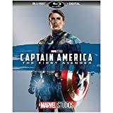 CAPTAIN AMERICA: THE FIRST AVENGER [Blu-ray]  Chris Evans(Actor),Tommy Lee Jones(Actor),&1more