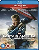 Captain America: The Winter Soldier (3D Blu-ray + Blu-ray)  Chris Evans(Actor),Scarlett Johannsson(Actor),&2more