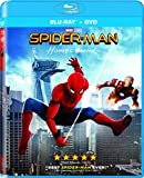 Spider-Man: Homecoming [Blu-ray]  Blu-ray + DVD  Tom Holland(Actor),Michael Keaton(Actor),&1more