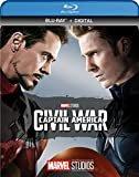 CAPTAIN AMERICA: CIVIL WAR [Blu-ray]  Chris Evans(Actor),Robert Downey(Actor),&2more