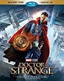 Doctor Strange [Blu-ray]  DVD + Digital Copy +  Benedict Cumberbatch(Actor),Chiwetel Ejiofor(Actor),&1more