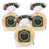 Toufayan Bakery, Whole Wheat Tandoori Indian Flatbread, All Natural, Non-GMO (Whole Wheat, 3 Pack)  by Toufayan Bakeries