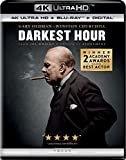 Darkest Hour [Blu-ray]  4K Ultra HD + Blu-ray + Digital  Gary Oldman(Actor),Kristin Scott Thomas(Actor),&1more