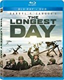 Longest Day, The [Blu-ray]  DVD Included  John Wayne (Actor), Robert Ryan (Actor), & 1 more