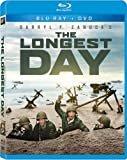 Longest Day, The [Blu-ray]  DVD Included  John Wayne(Actor),Robert Ryan(Actor),&1more