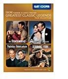 TCM Greatest Classic Films: Legends - Gary Cooper (4FE)  Box Set