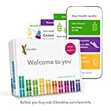 23andMe Health + Ancestry Service: Personal Genetic DNA Test Including Health Predispositions, Carrier Status, Wellness, and Trait Reports  by23andMe