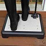 Evelots Mobility Half Step-Indoor-Outdoor-Sturdy-Lightweight-NonSlip-Large Size  byEvelots